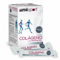 AMLSPORT-COLAGENO-MAGNESIO-VITC-20STICKS